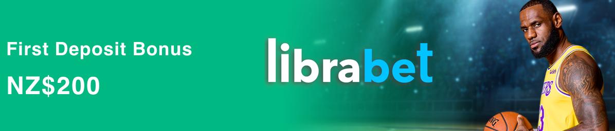 Librabet NZ welcome bonus