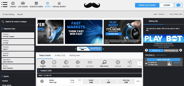 Mr. Play nz Homepage