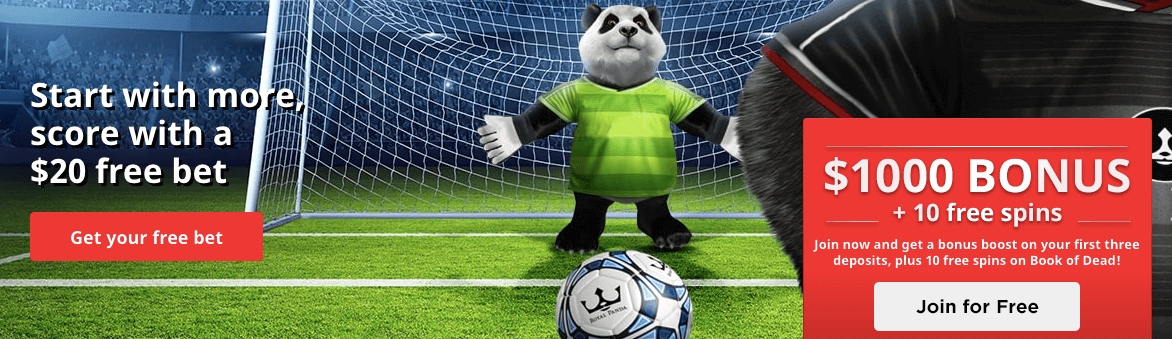 Royal Panda nz Welcome Bonus