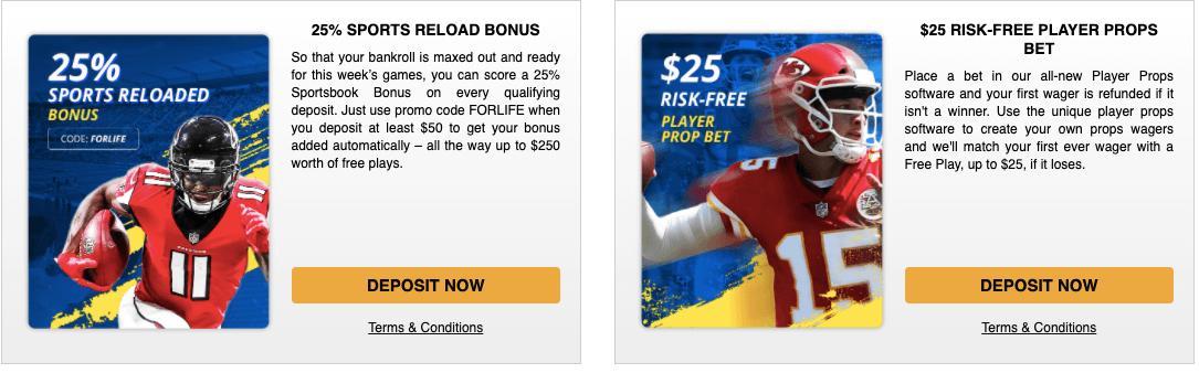 SportsBetting nz Welcome Bonus