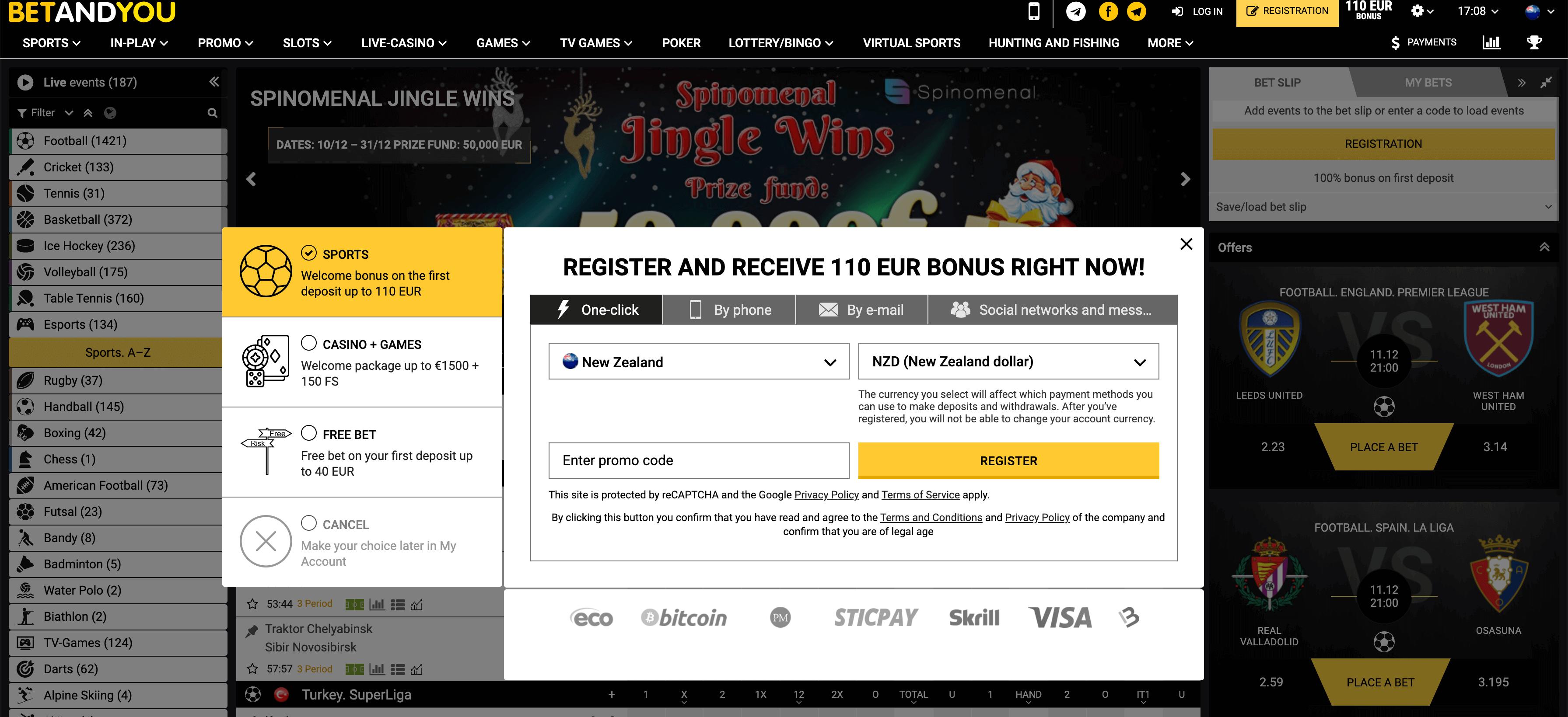 betandyou registration