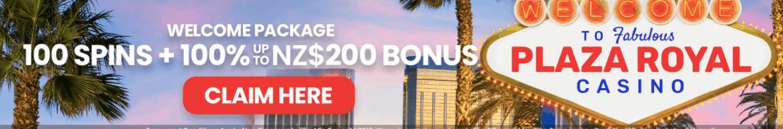 Plaza Royal Casino Welcome Bonus